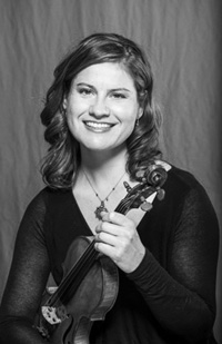 Angie Smart, Violin, St. Louis Symphony, MOCM Pro-Am, Missouri Chamber Music Festival